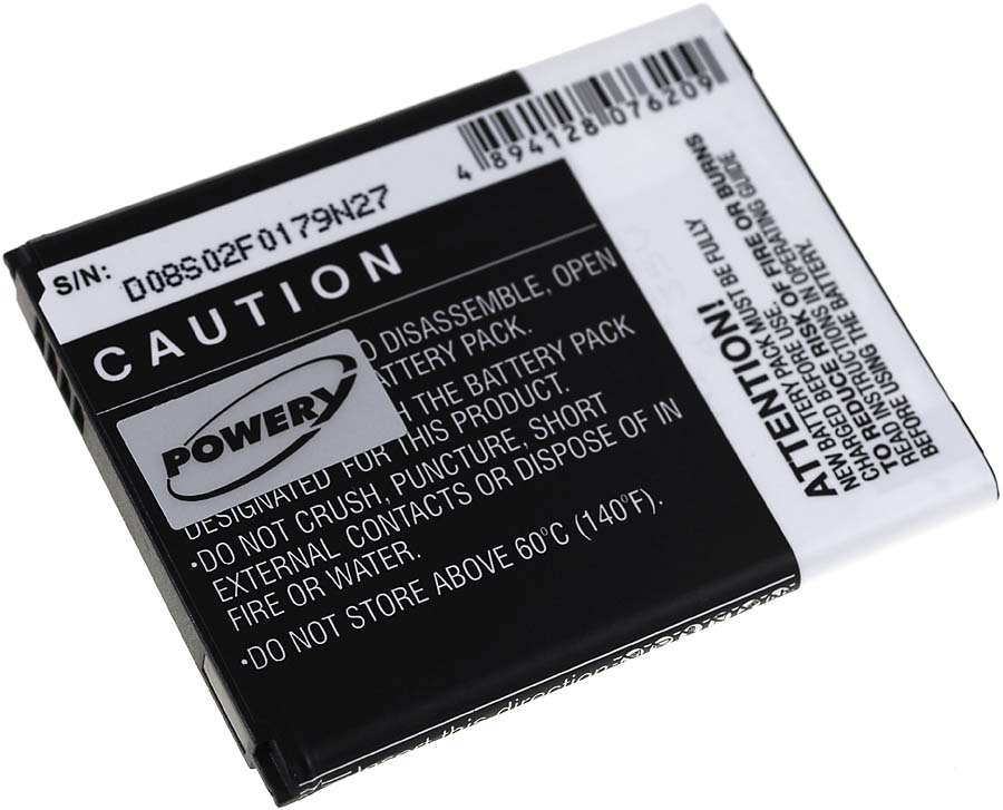 Acumulator compatibil Samsung Galaxy Note II Mini cu cip NFC