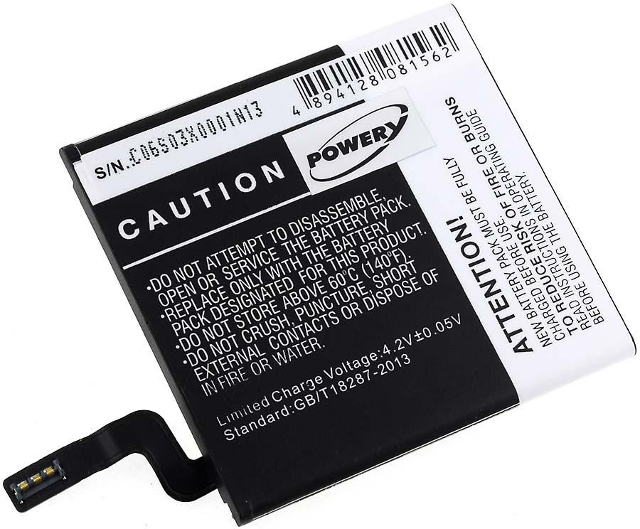 Acumulator compatibil Nokia Lumia 720