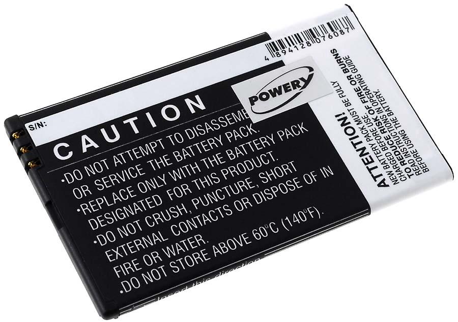 Acumulator compatibil Nokia Lumia 810