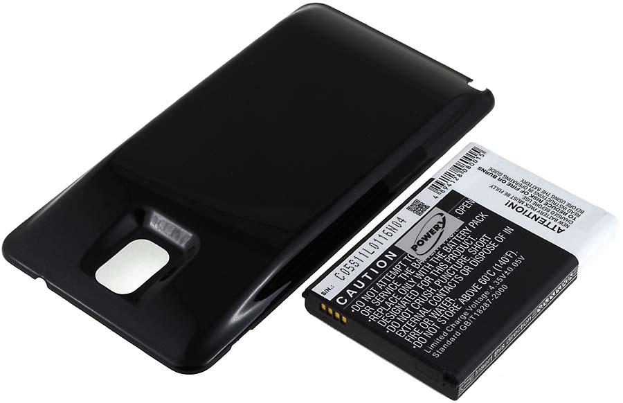 Acumulator compatibil Samsung model B800BE 6400mAh