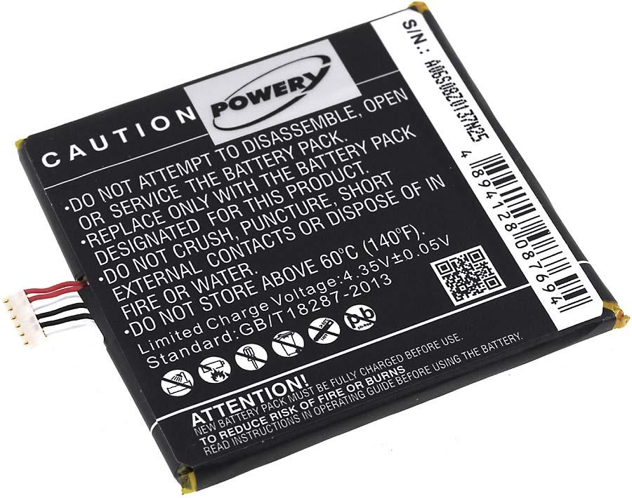 Acumulator compatibil Alcatel OT-6012A / model TLP017A1