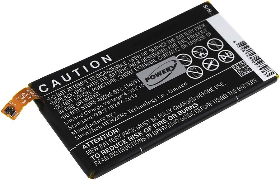 Acumulator compatibil Sony Ericsson Xperia Z3 Mini 2600mAh