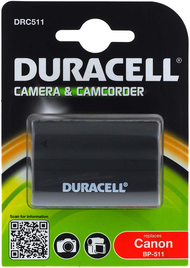 Acumulator Duracell compatibil Canon EOS Digital Rebel