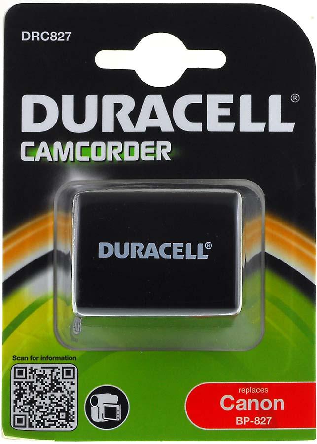 Acumulator Duracell compatibil Canon Vixia HF10