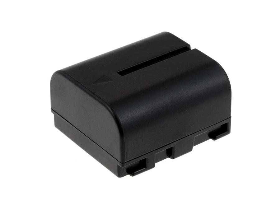Acumulator compatibil JVC GR-DF550 710mAh