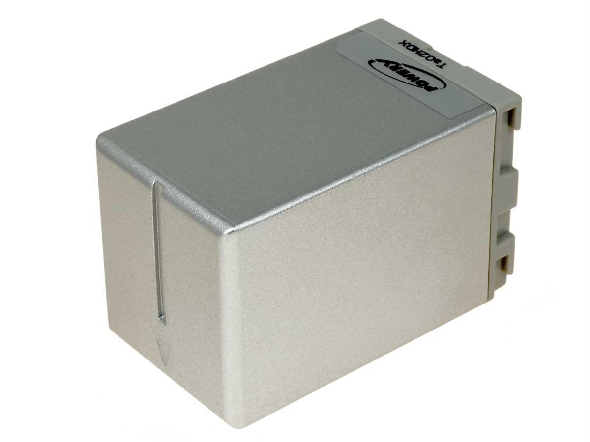 Acumulator compatibil JVC GR-DF570 argintiu 3300mAh