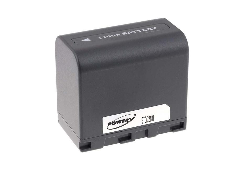 Acumulator compatibil JVC model BN-VF823U 2400mAh