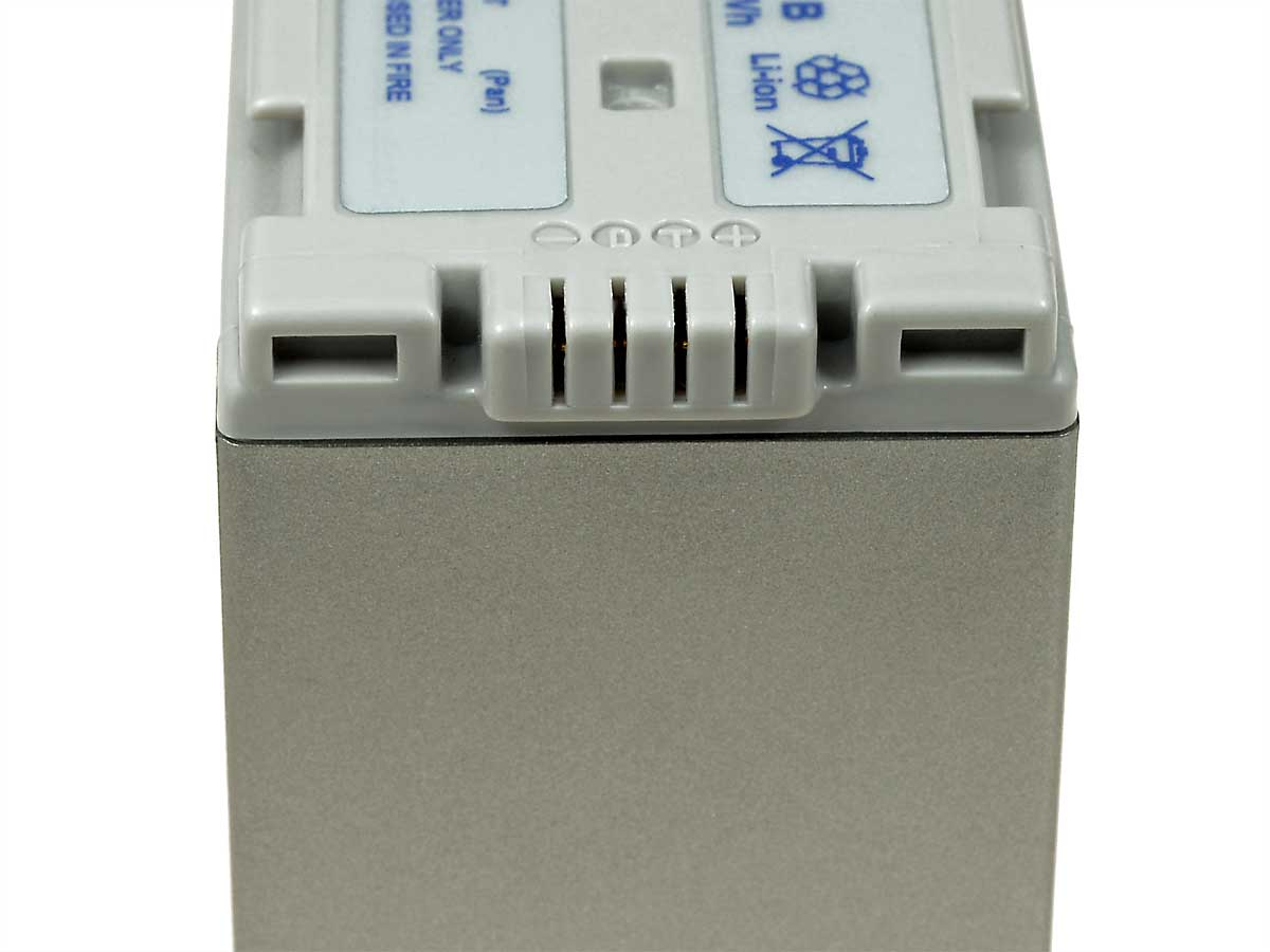 Imagine Acumulator compatibil Panasonic NV-EX21A 3600mAh