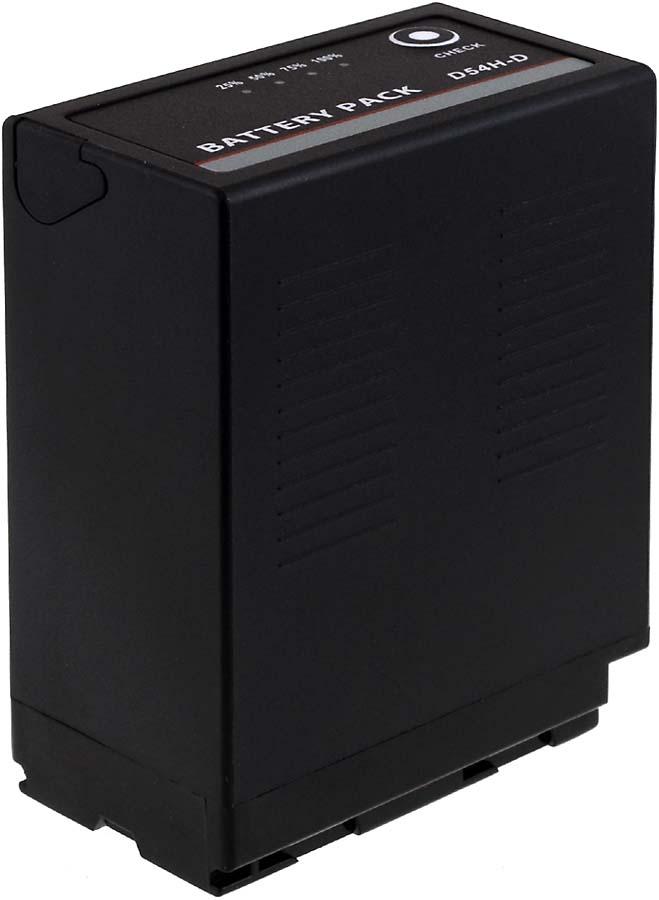 Acumulator compatibil Panasonic model CGA-D54 7800mAh
