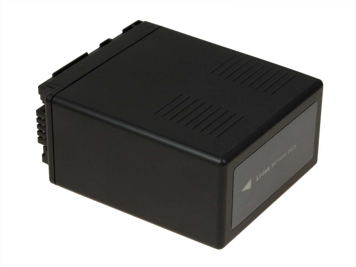 Acumulator compatibil Panasonic HDC-SD100 4400mAh
