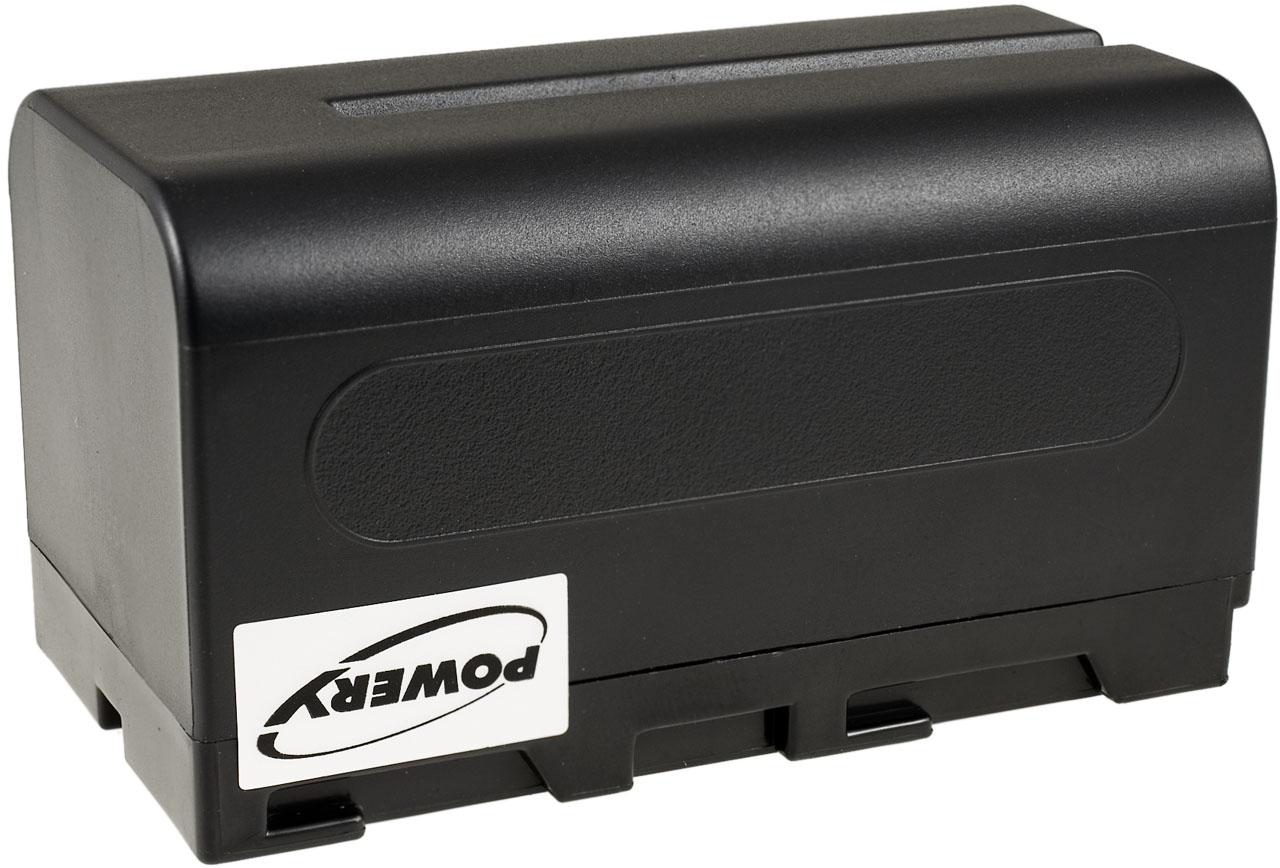 Acumulator compatibil Sony CCD-TRV36 4400mAh
