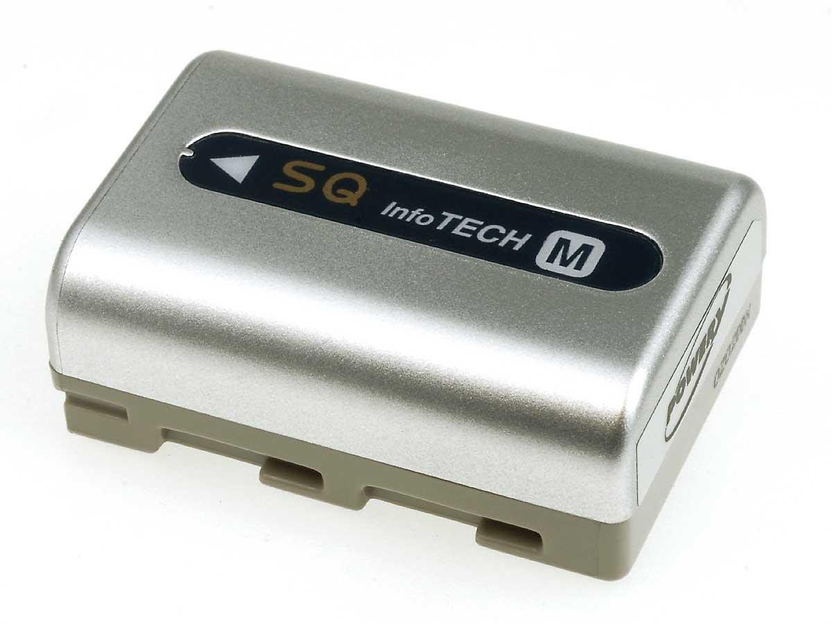 Acumulator compatibil Sony DCR-TRV340E 1700mAh