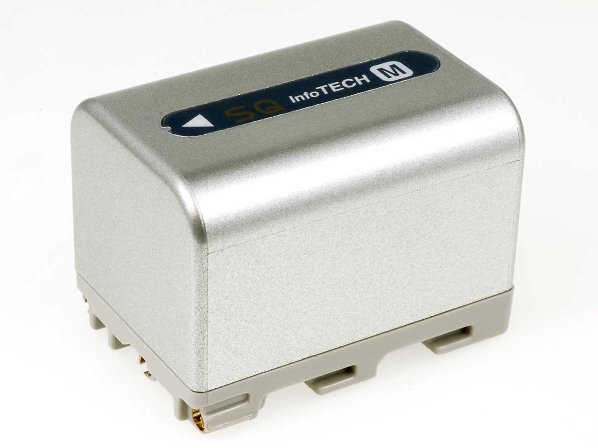 Acumulator compatibil Sony CCD-TRV428E 3400mAh argintiu