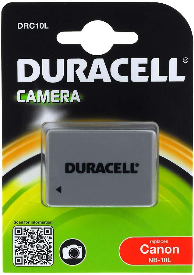 Acumulator Duracell compatibil Canon model NB-10L