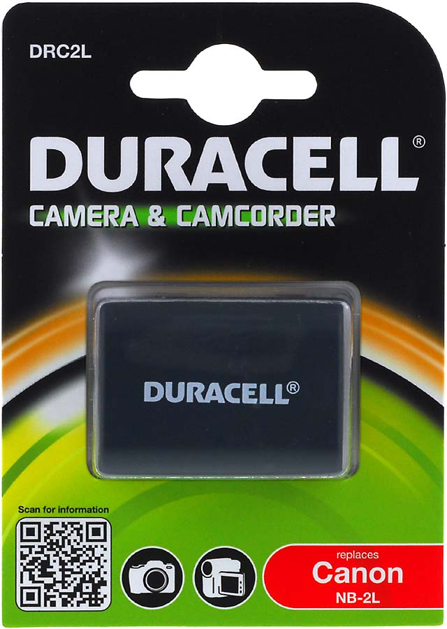 Acumulator Duracell compatibil Canon PowerShot S50