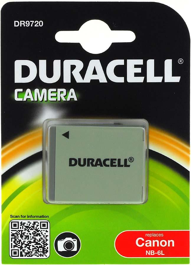 Acumulator Duracell compatibil Canon IXY 10S
