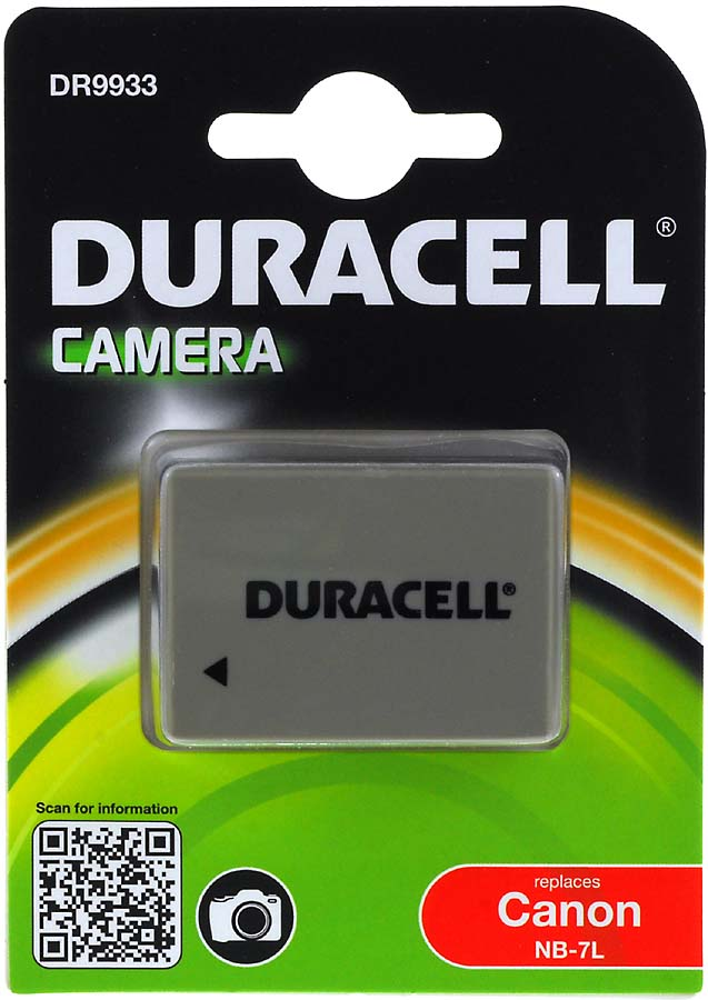 Acumulator Duracell compatibil Canon PowerShot G12