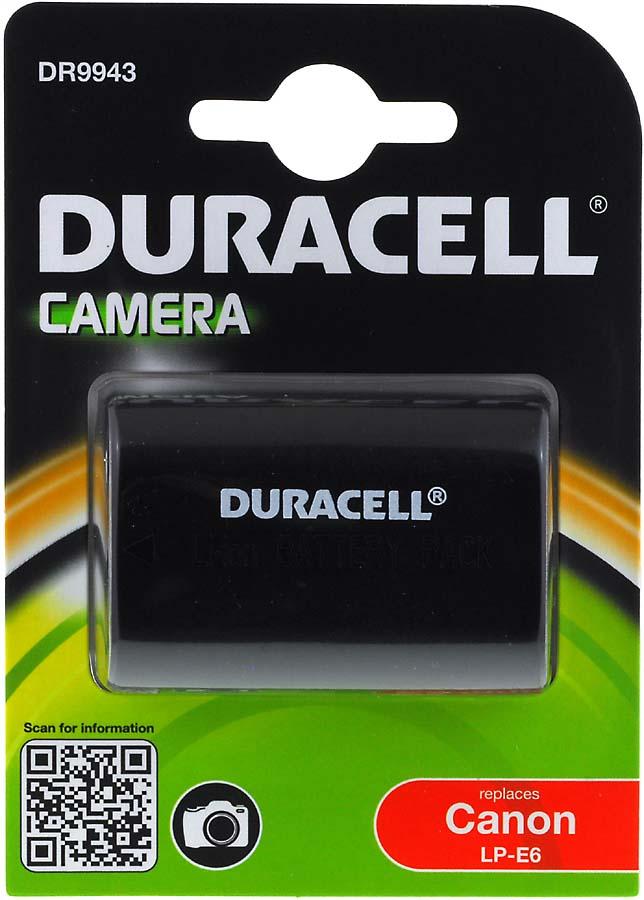 Acumulator Duracell compatibil Canon EOS 60D