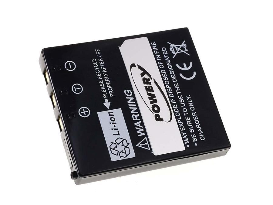 Acumulator compatibil Panasonic Lumix DMC-FX7 seria