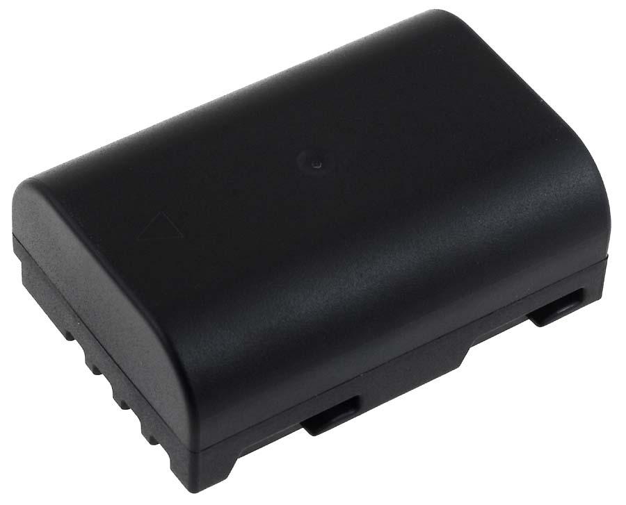 Acumulator compatibil Panasonic Lumix DMC-GH3H