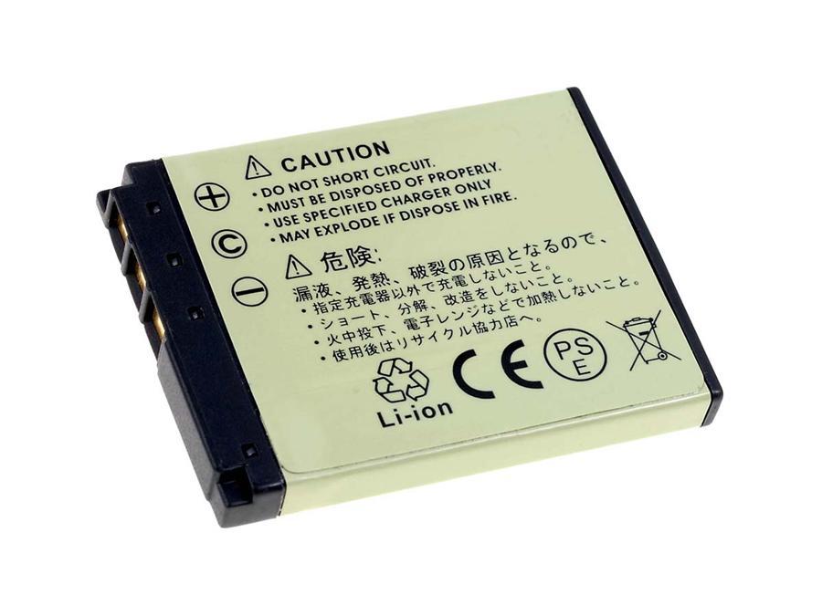Acumulator compatibil Sony Cyber-shot DSC-T700