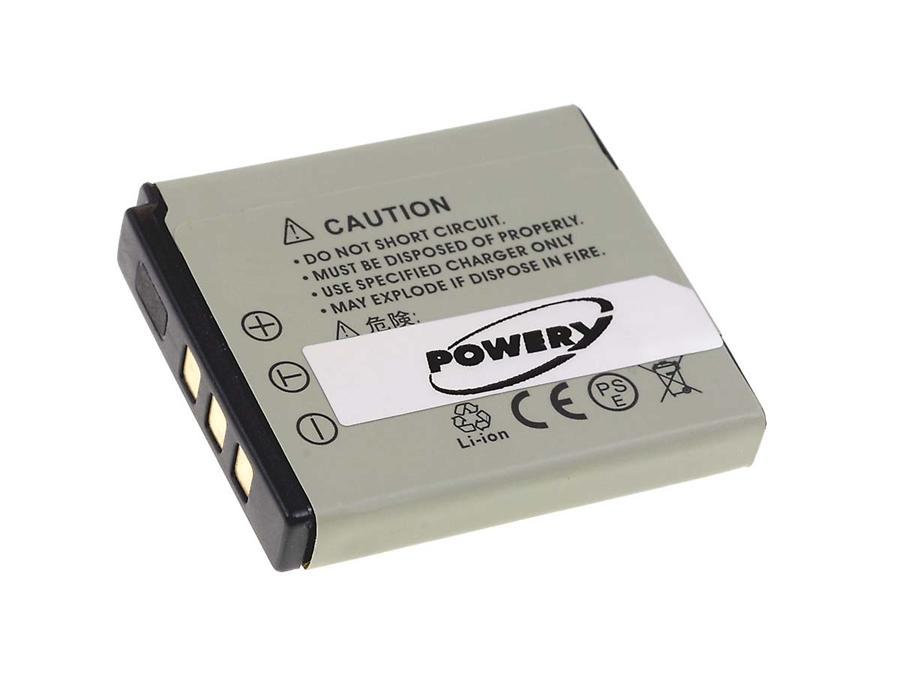 Acumulator compatibil Pentax model D-Li68