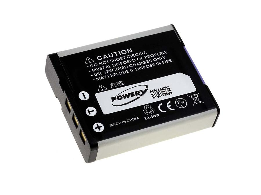 Acumulator compatibil Casio Exilim EX-H30