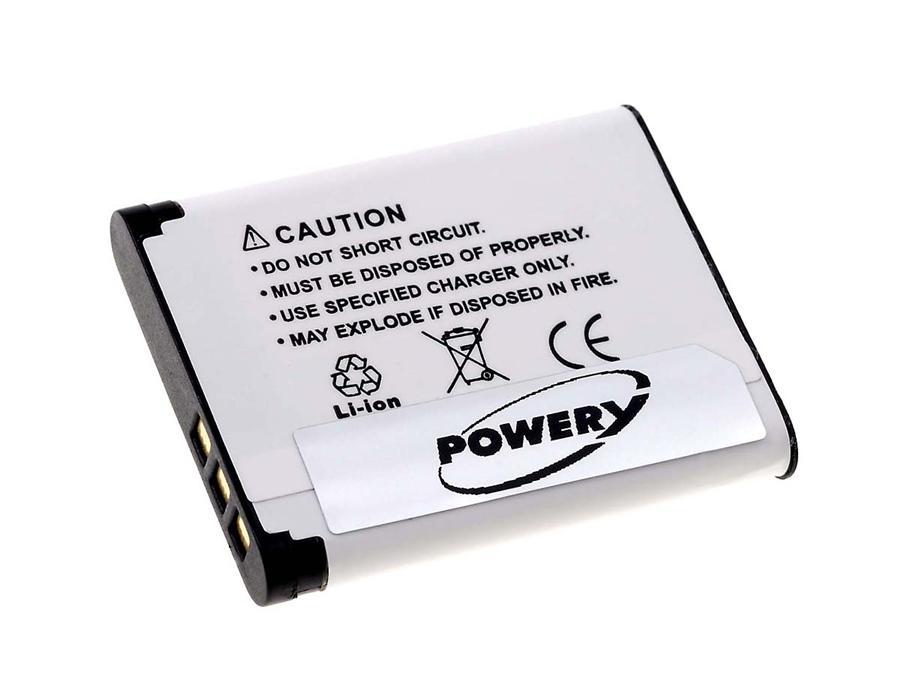 Acumulator compatibil Panasonic HX-DC1