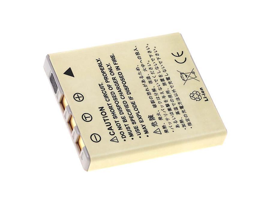 Acumulator compatibil Pentax Optio M85