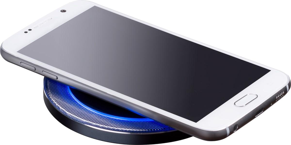 Incarcator wireless Varta Qi incl. cablu Micro USB