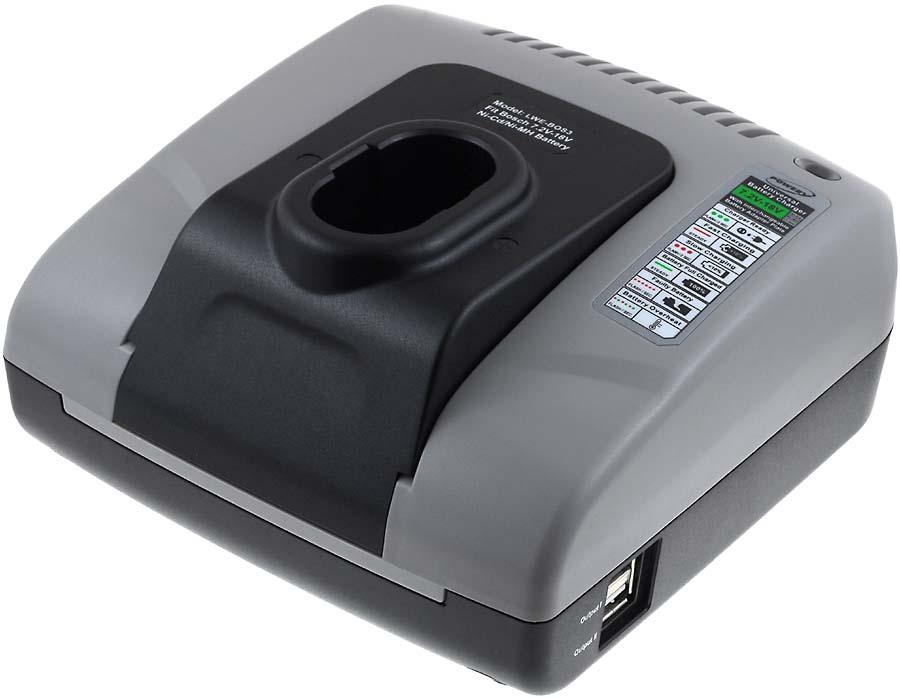 Incarcator acumulator (cu USB) pentru Bosch model 2607335153