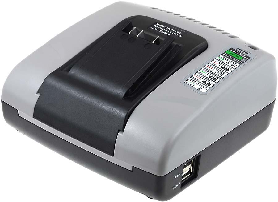 Incarcator acumulator Bosch model 2607336194 cu USB