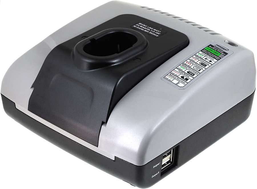 Incarcator acumulator (cu USB) pentru Makita 6280DWAE