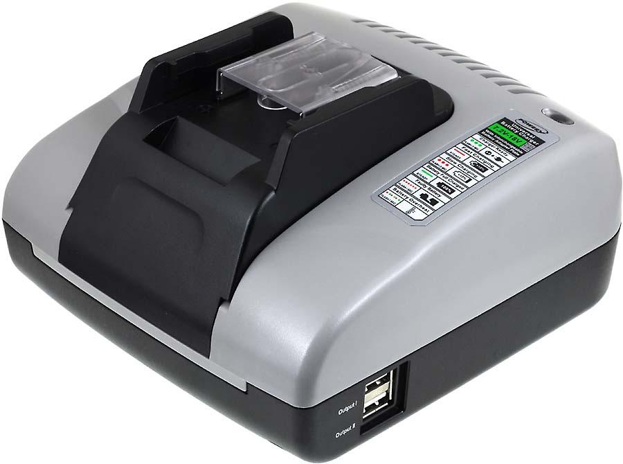 Incarcator acumulator (cu USB) pentru Makita BTS130RFE