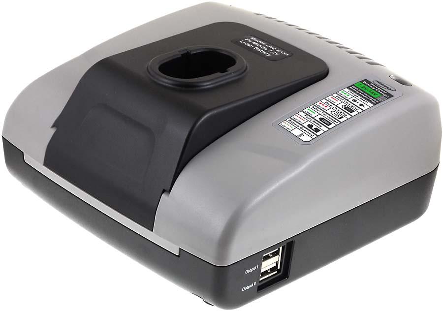 Incarcator acumulator (cu USB) pentru Makita TD020