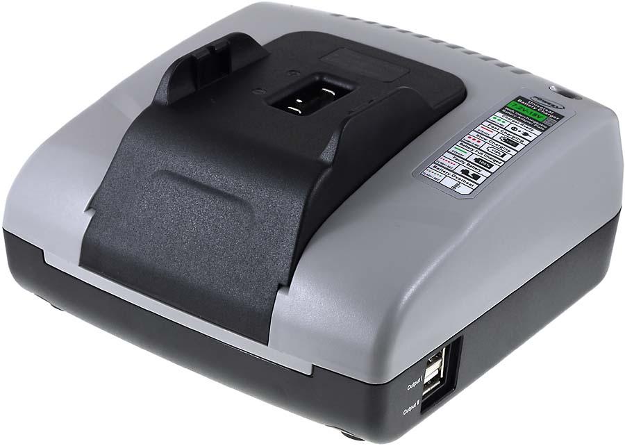 Incarcator acumulator cu USB compatibil Ryobi LSD-1201PB
