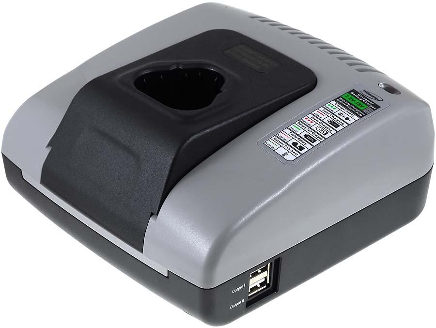 Incarcator acumulator cu USB compatibil Ryobi BHT-2600