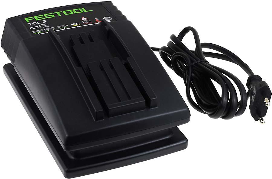 Incarcator acumulator original Festool C 12 / TDK 12 / model TCL 3