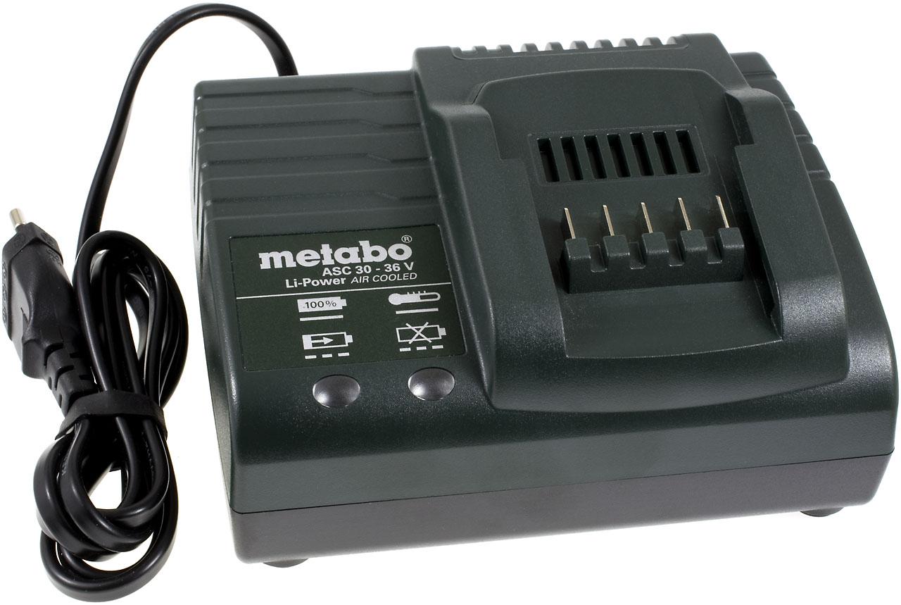Incarcator original Metabo ASC30-36V