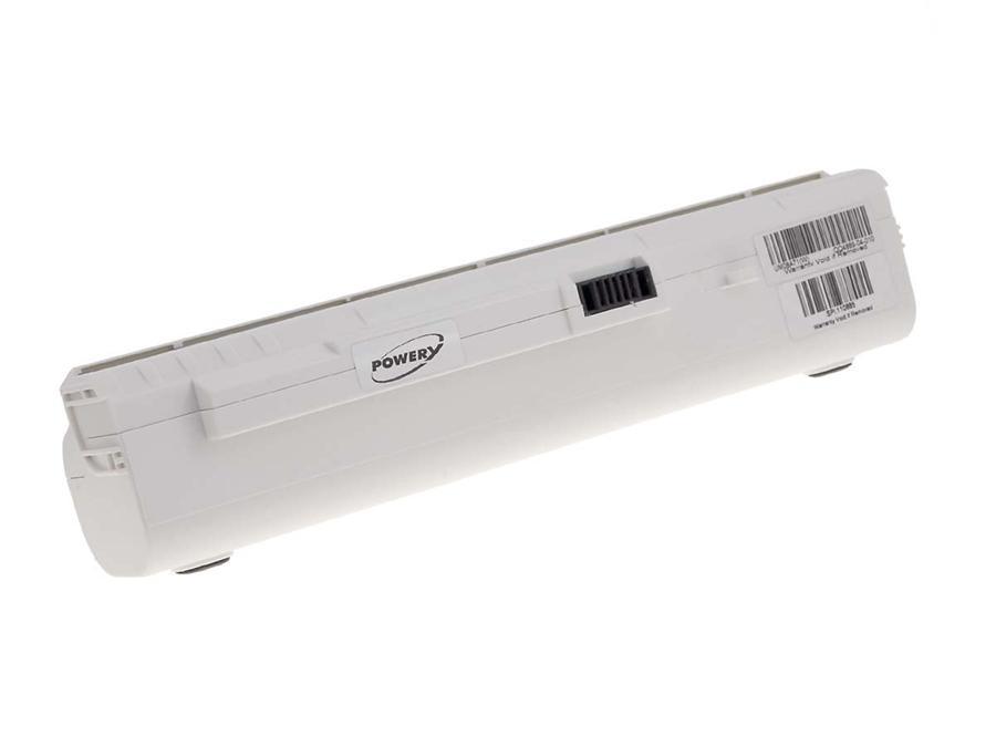 Acumulator compatibil Acer model UM08A71 6600mAh alb
