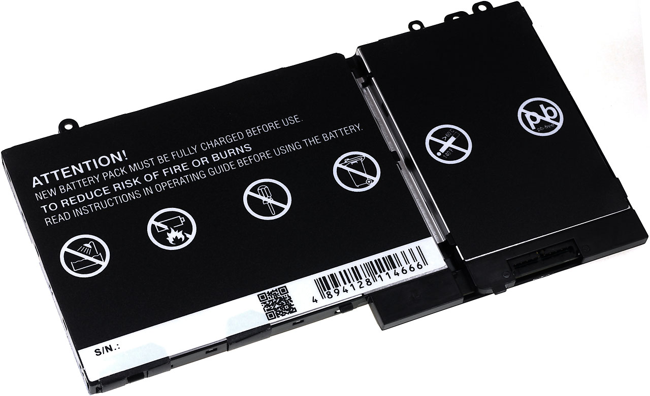 Acumulator compatibil Dell model RYXXH
