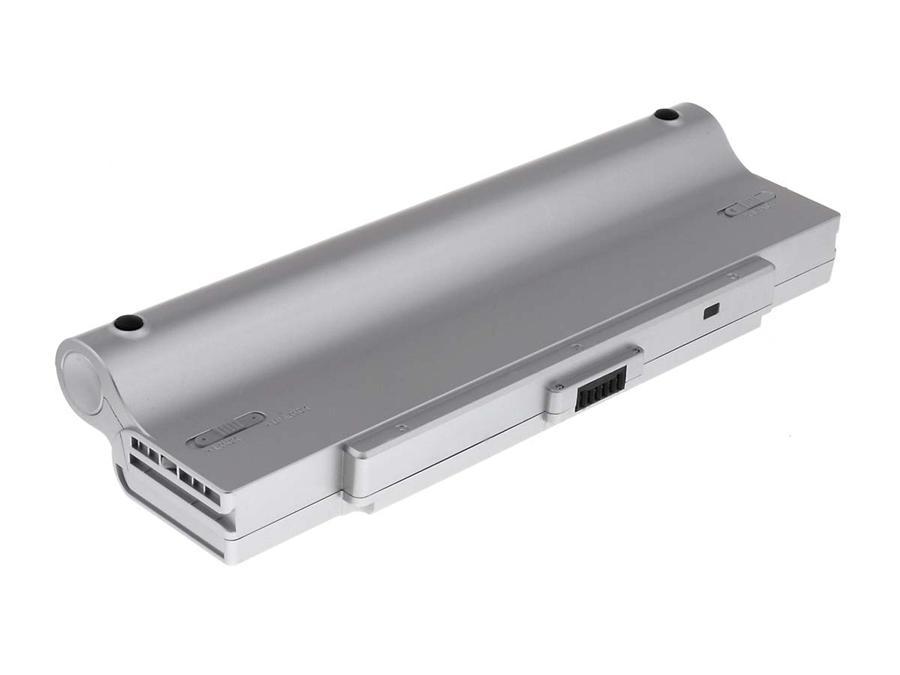 Acumulator compatibil Sony VAIO VGN-N21Z/W 7800mAh argintiu cu celule Samsung
