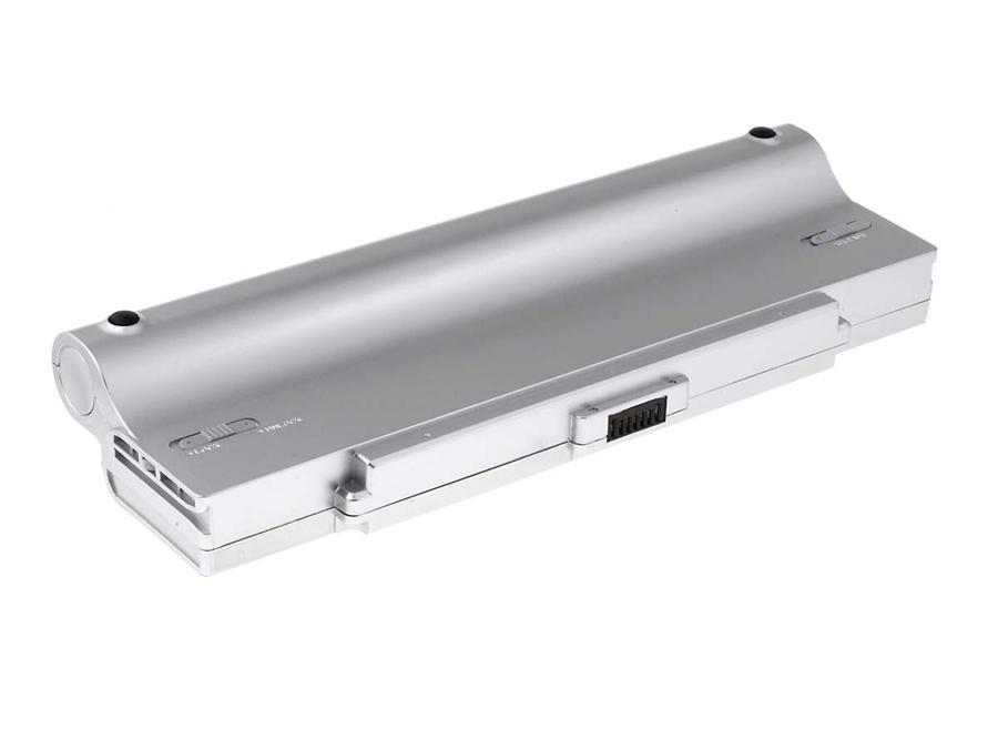 Acumulator compatibil model VGP-BPL9 6600mAh argintiu
