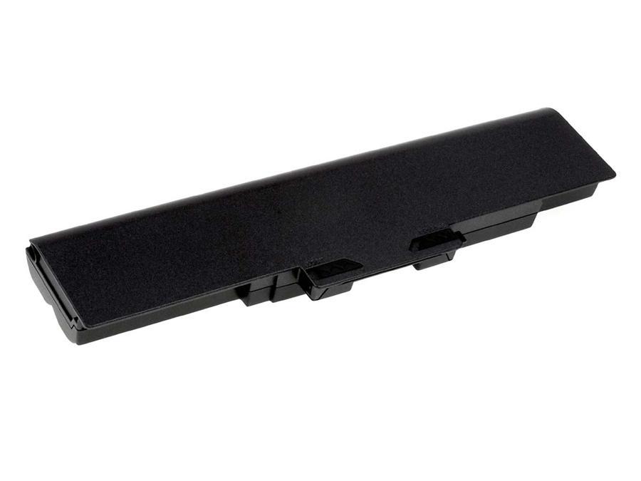 Acumulator compatibil premium Sony VGN-NS seria negru cu celule Samsung 5200mAh