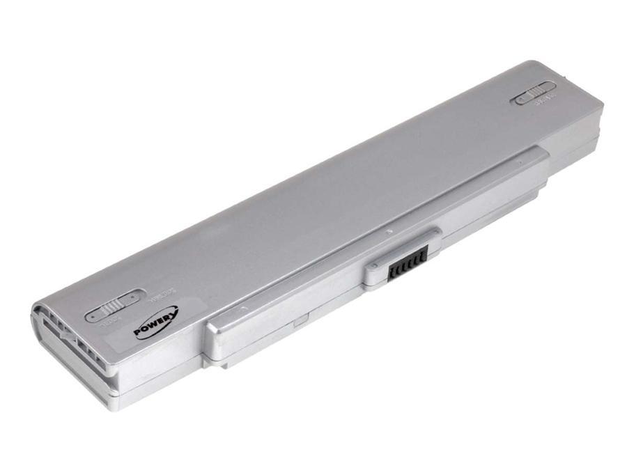 Acumulator compatibil model VGP-BPS2C/S/E 4400mAh argintiu