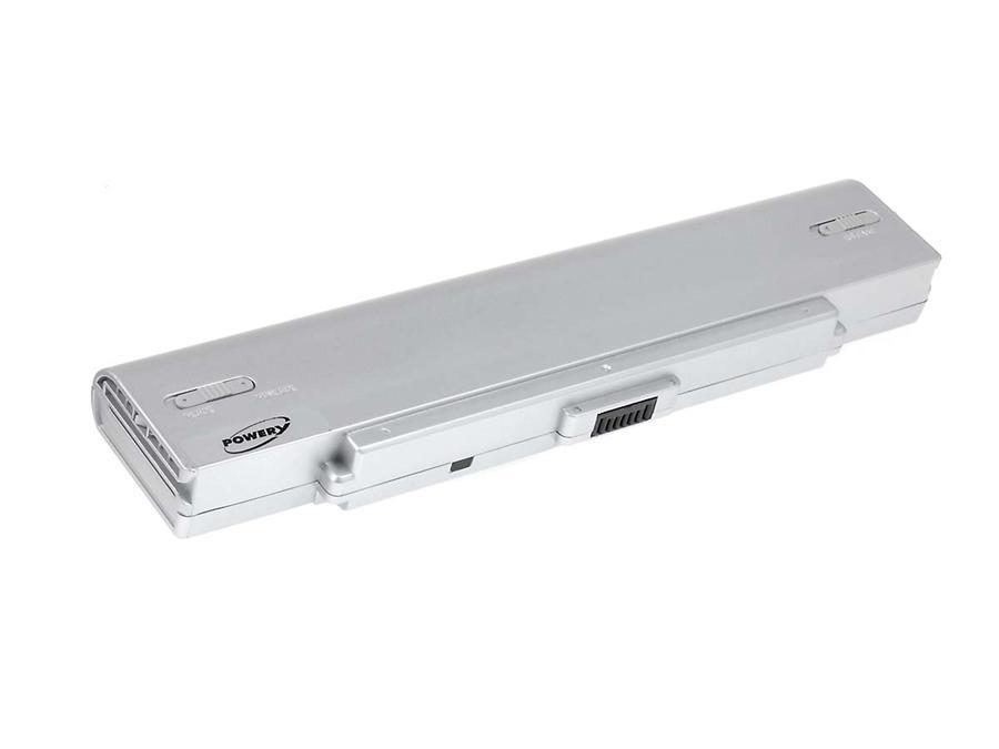 Acumulator compatibil premium model VGP-BPS9 argintiu cu celule Samsung 5200mAh
