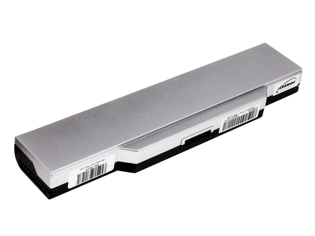 Acumulator compatibil BP-8050(P) argintiu 4400mAh