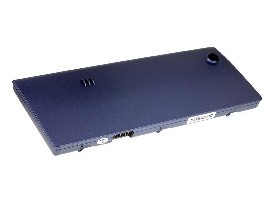 Acumulator compatibil EM-520P3G albastru metalizat 3600mAh