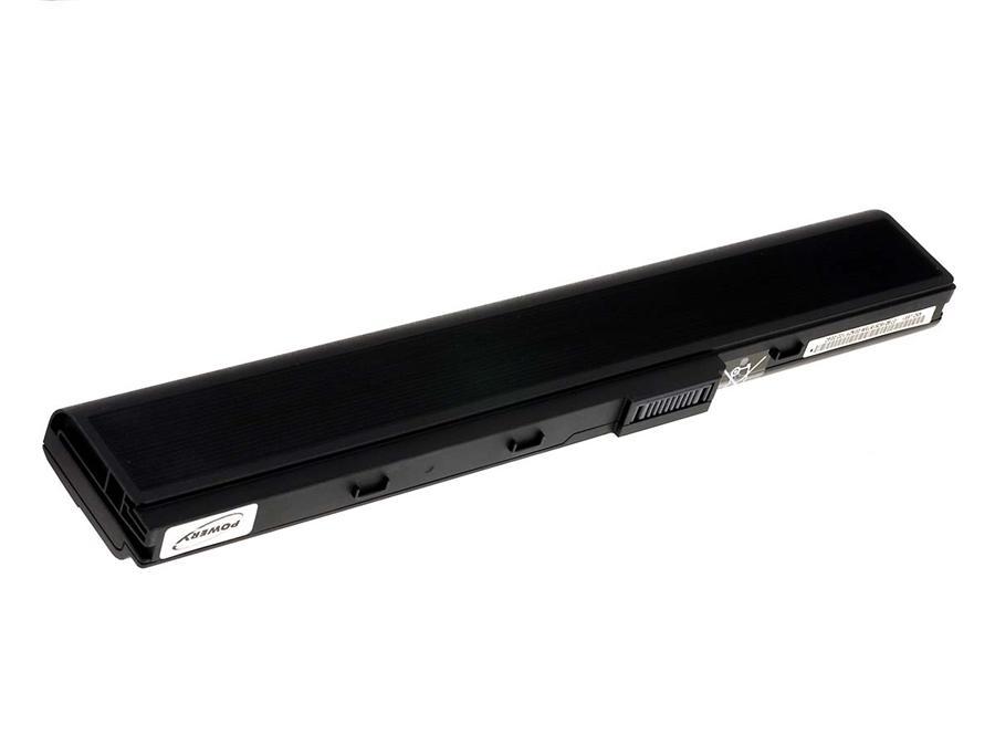 Acumulator compatibil premium Asus X52 seria 5200mAh cu celule Samsung