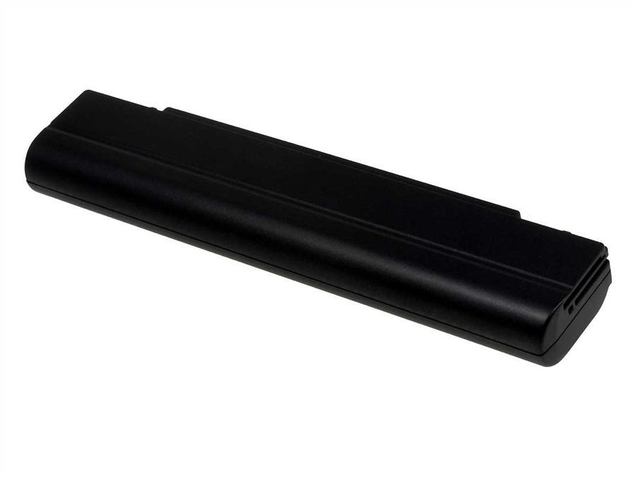 Acumulator compatibil Asus W6Fp negru 5200mAh cu celule Samsung